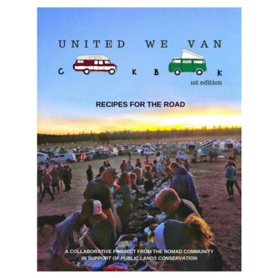 UWV Cookbook Product Image